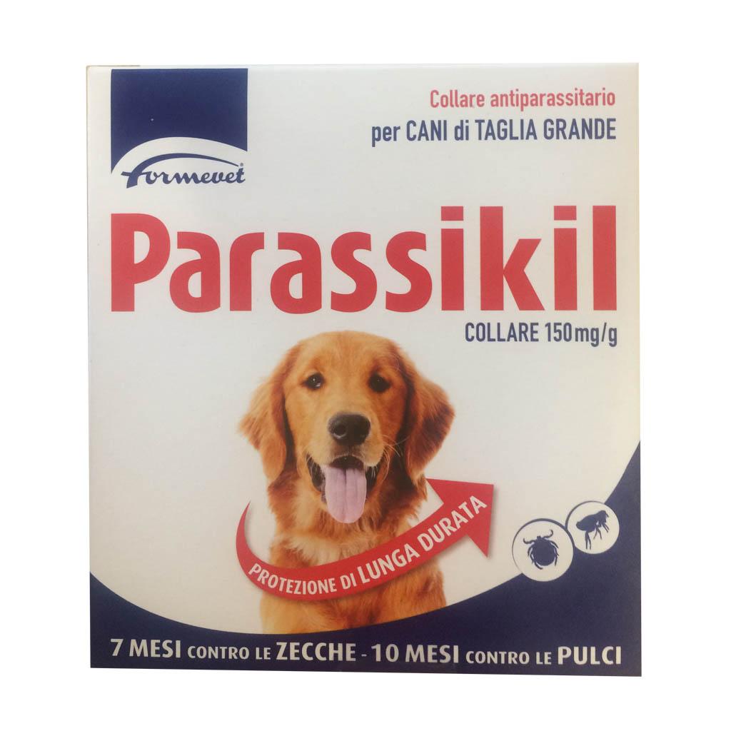 Collare Antiparassitario Parassikil Per Cane Di Taglia Grande